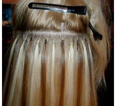 Наращивание волос недорого