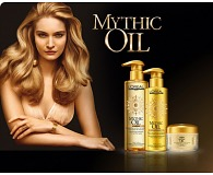 ���� �� �������� �������� ������� �� ������  �����  L'Oreal  Mythic  Oil